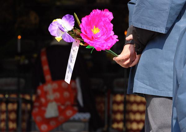 興福寺 文殊会6