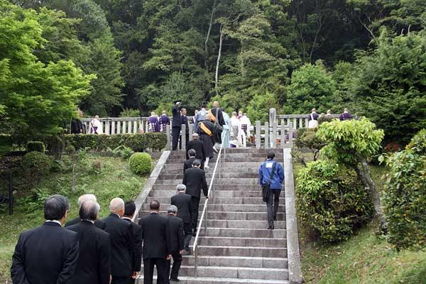聖武天皇 山陵祭3