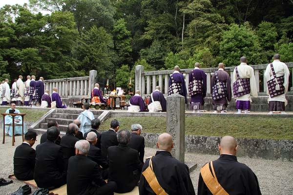 聖武天皇 山陵祭5