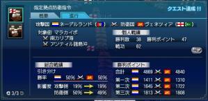 イボ大海戦3日目