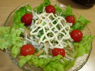 花畑サラダ