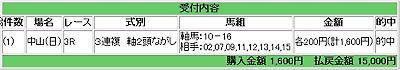 20080106中山3R三連複