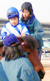 20080120ガキ騎乗