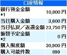 20080207口座照会