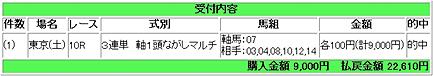 2008.02.16東京10R万馬券