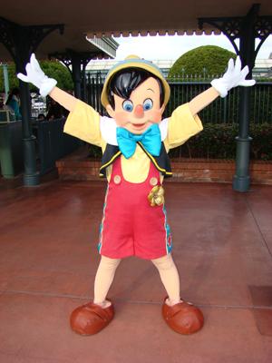 ピノキオ エント 正月