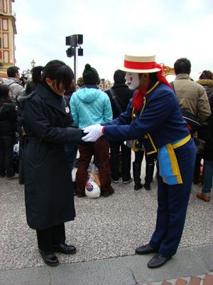 マリちゃん シーズン 握手