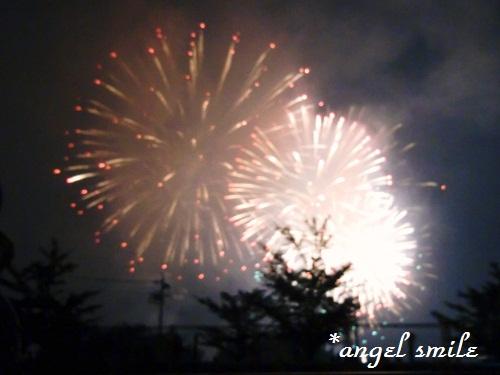 2011諏訪湖花火大会1