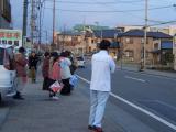 1月15日東高祝賀パレード・ねこ 001
