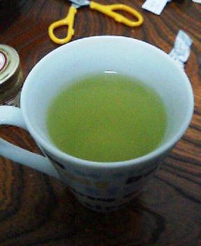 緑色だな~