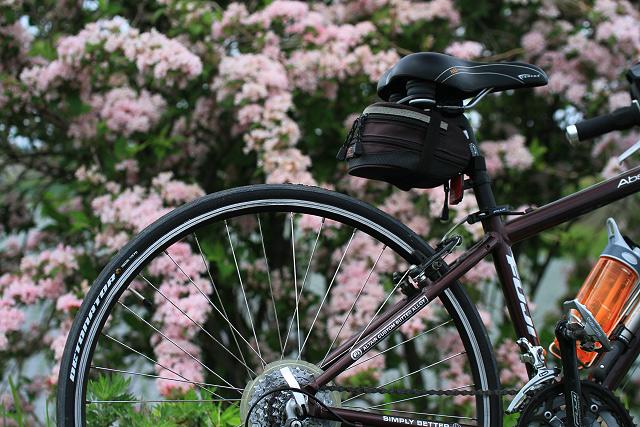 アブソルート  fuji クロスバイク