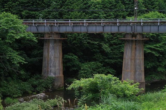 伯備線 鉄道 鉄橋 絶景 撮影ポイント