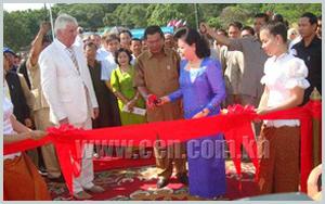 カンボジアホンセン首相