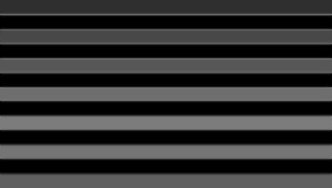 ストライプ モノクロ ダーク