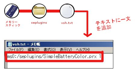 SimpleBatteryColor
