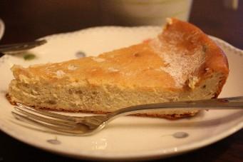 2011バナナチーズケーキ1ピース