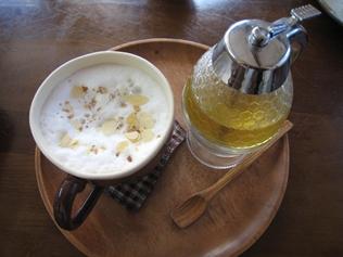 Cafe 陶花