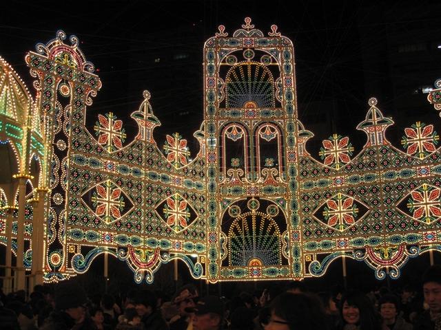 神戸ルミナリエ 2011