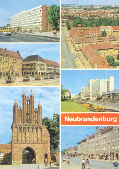 DDR Neubrandenburg