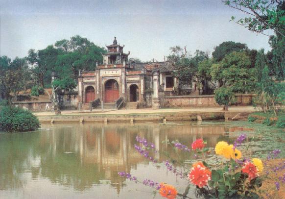 đền Cổ Loa