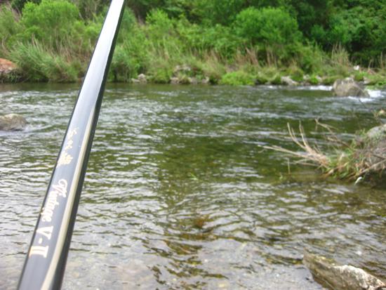 04鮎釣り