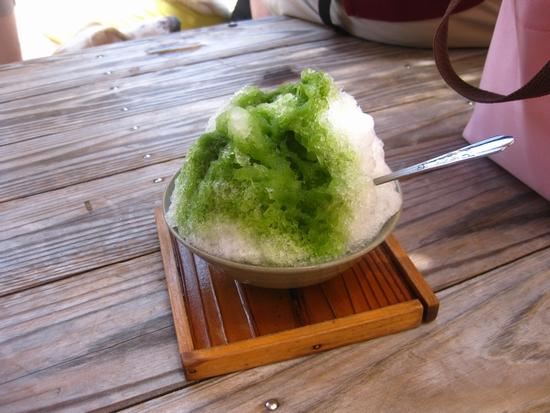09赤福氷