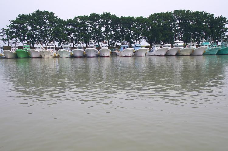 漁港の風景 2