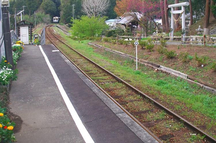 天浜線円田駅