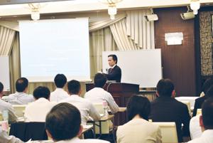 孫子の兵法に学ぶ営業改革術セミナーin広島