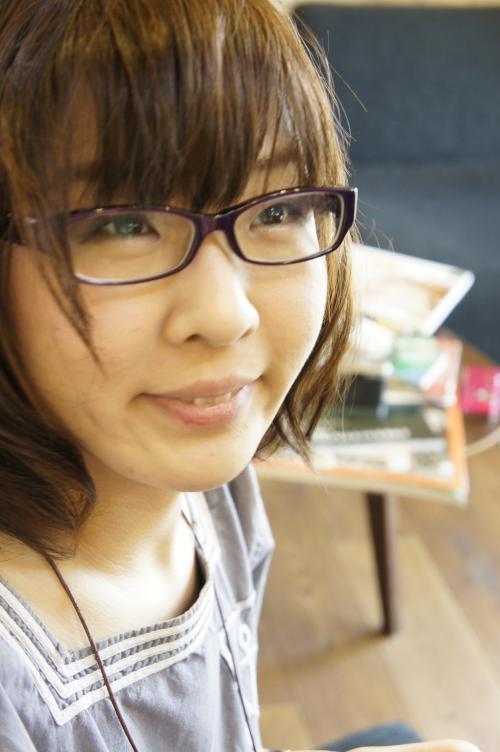 マユちゃんめがね女子