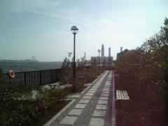 良い雰囲気の公園