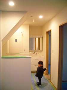 12.5二階洗面