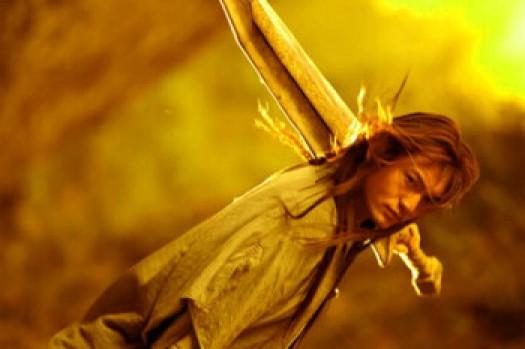 楊過と玄鉄重剣