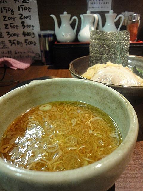 つけ麺(並)@豚骨醤油 無頼豚