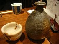 日本酒(三千盛)@流石 琳