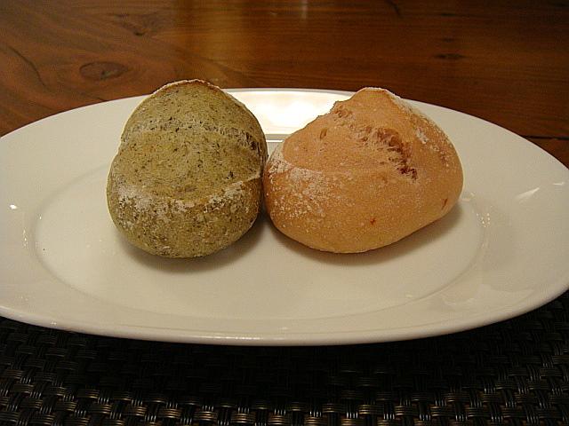 自家製のパン@Coulis (クーリ)