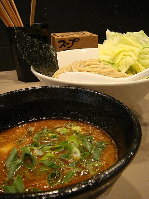つけ麺@五ノ神製作所