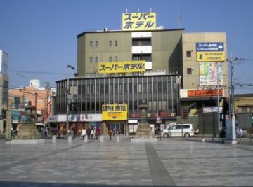 スーパーホテル奈良駅前 (72)
