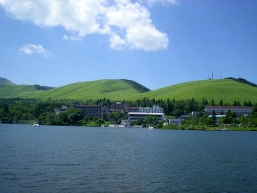 車山高原、白樺湖 (9)