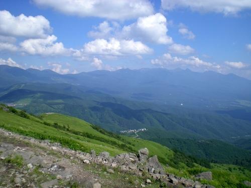 車山高原、白樺湖 (60)