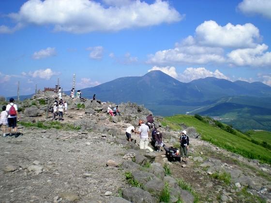 車山高原、白樺湖 (61)