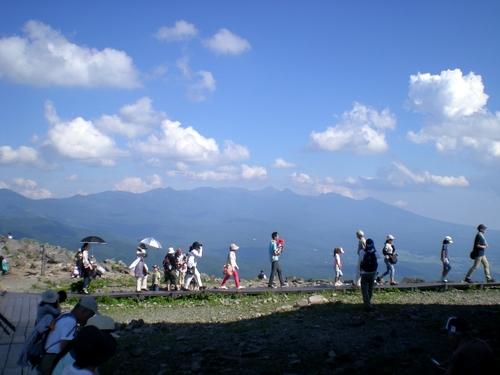 車山高原、白樺湖 (68)