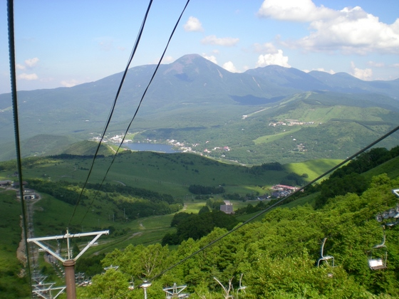 車山高原、白樺湖 (74)
