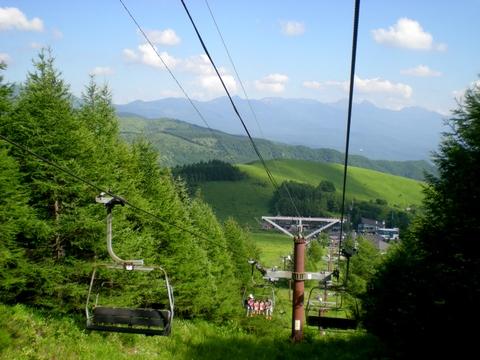 車山高原、白樺湖 (81)
