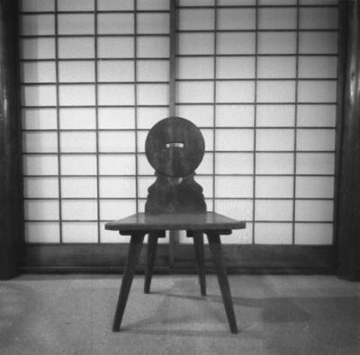 昭和の椅子