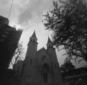 近所の教会