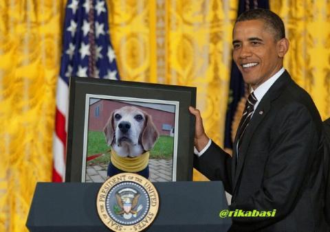 バジル&オバマ