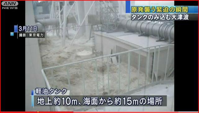tsunami in fykushima-ANN