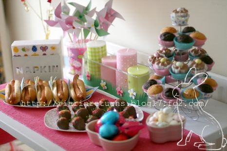 petit easter party