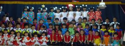 お遊戯会2011④